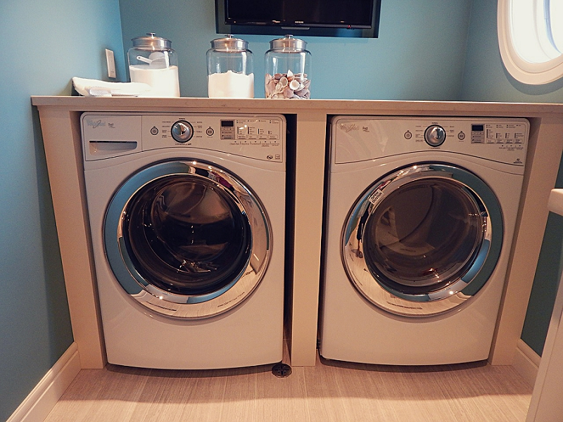 decluttering - get rid of detergent